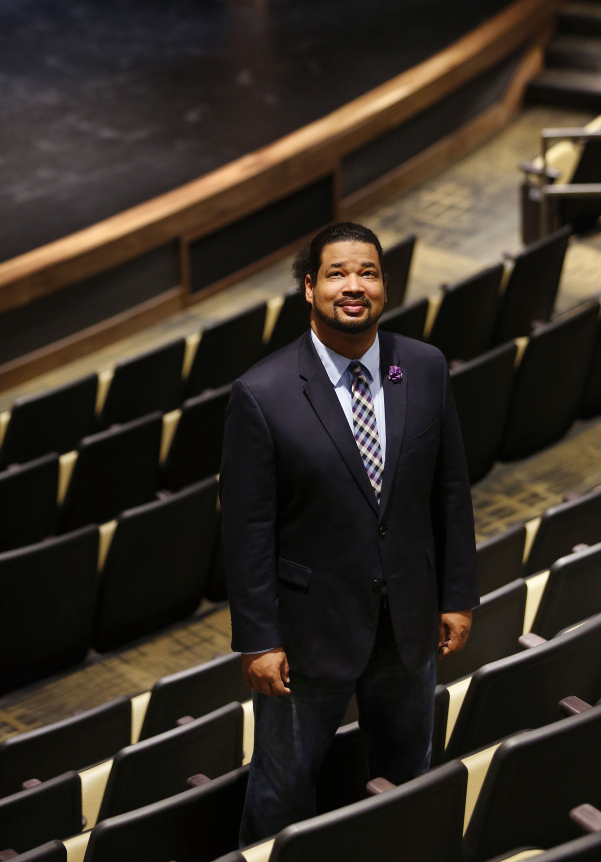 Anthony Stockard's journey from foster care to Theater Director