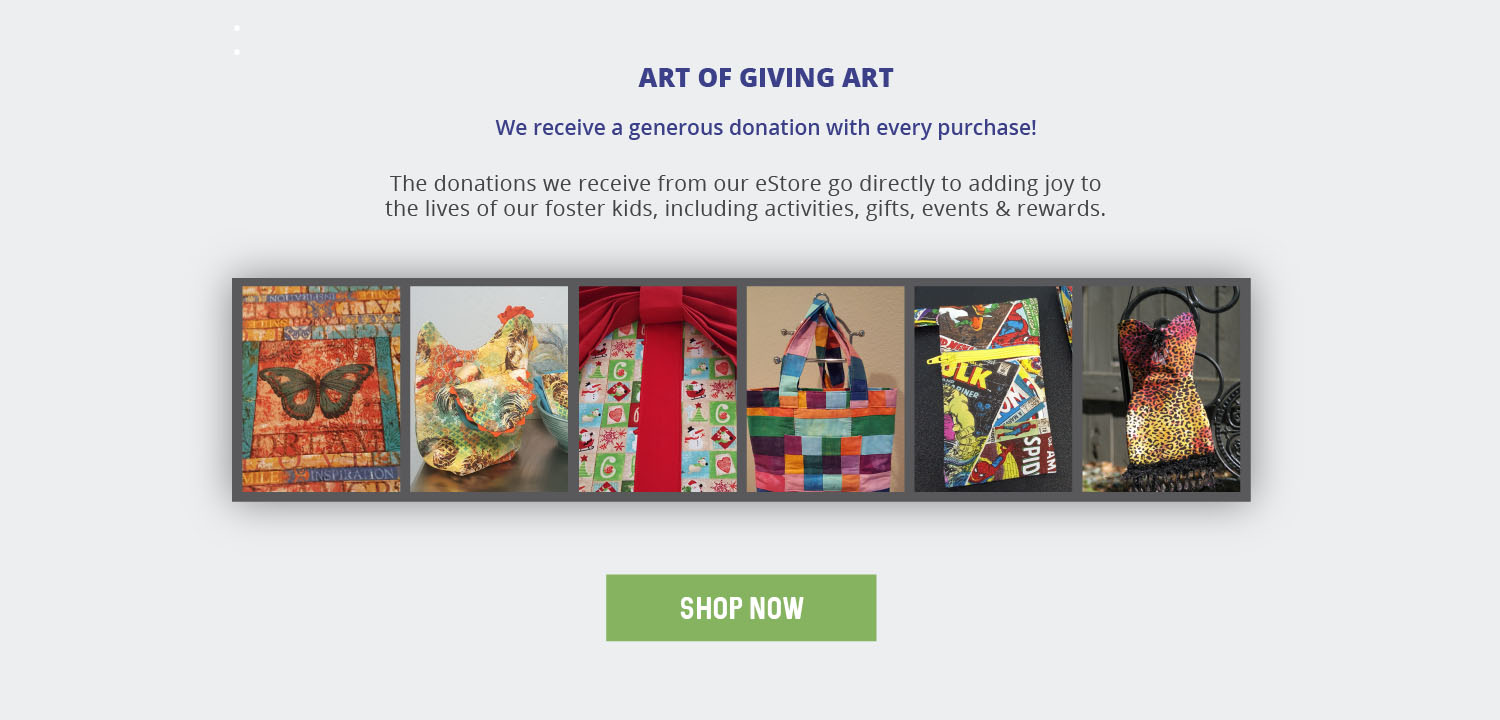 The Art of Giving Art